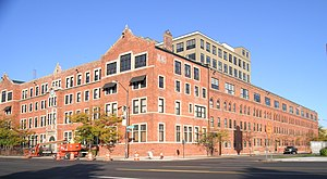 Frederick Stearns Building - Image: Frederick Stearns Building Detroit MI