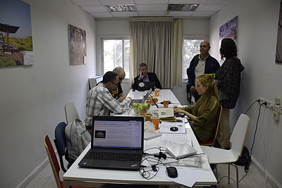 Freemasonry - Editors meetup, WMIL 13.3 (22).JPG