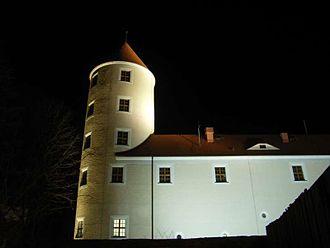 Freudenstein Castle - Castle tower