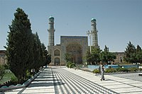 The Friday Mosque of Herat.