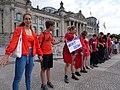FridaysForFuture protest Berlin human chain 28-06-2019 10.jpg