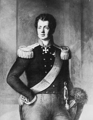 Frederick, Hereditary Prince of Anhalt-Dessau - Image: Friedrich Erbprinz von Anhalt Dessau (1769 1817)