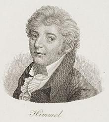 Friedrich Heinrich Himmel (Quelle: Wikimedia)