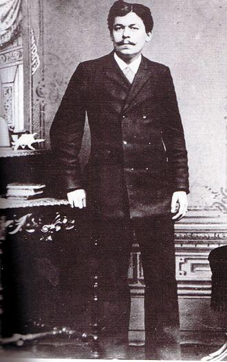 Friedrich Ebert - Friedrich Ebert (1890)
