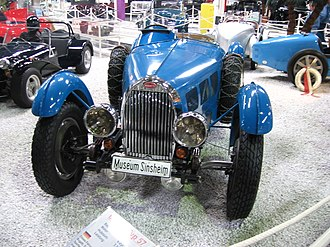 Bugatti Type 57 - Type 57C