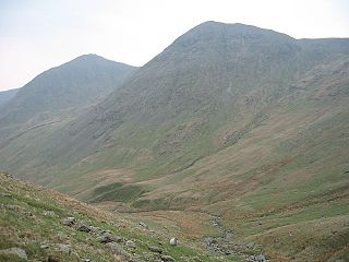 Froswick mountain in United Kingdom