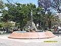 Fuente de agua plaza corazonistas (cochabamba-bolivia).JPG