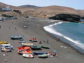 Pájara - Image: Fuerteventura kueste 2 750px