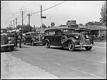 Funeral procession (Sir Thomas Henley's?) in Victoria Road Drummoyne (4009417529).jpg