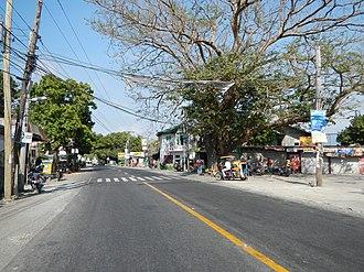 Sudipen - Sudipen town center