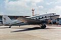 G-AMSV Douglas C-47B Dakota 4(DC-3) Air Atlantique MAN JUL88 (13689896434).jpg