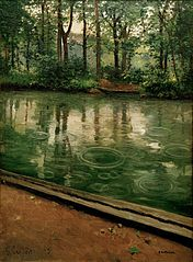 The Yerres, Effect of Rain