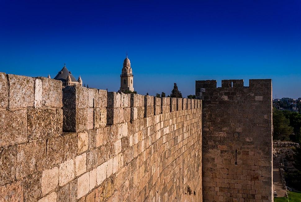 GOL Walls of Jerusalem