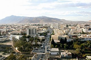 Gafsa Place in Tunisia