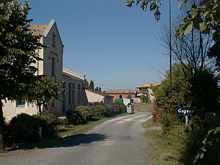 Gageac-et-Rouillac Commune in Nouvelle-Aquitaine, France