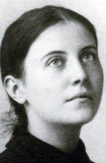 Gemma Galgani 19th and 20th-century Italian mystic and Catholic saint