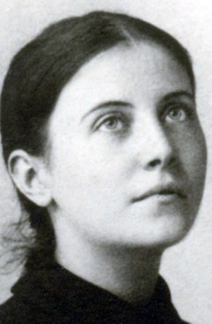 Theology of Pope Pius XII - Gemma Galgani was canonized in 1940 by Pius XII.