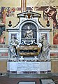 Galileo galilei tomb Santa Croce Florence.jpg