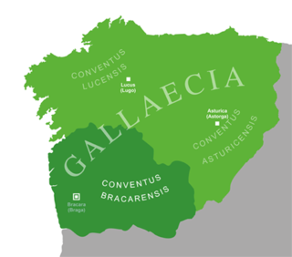 Conventus Bracarensis Administrative region of the Roman province of Gallaecia