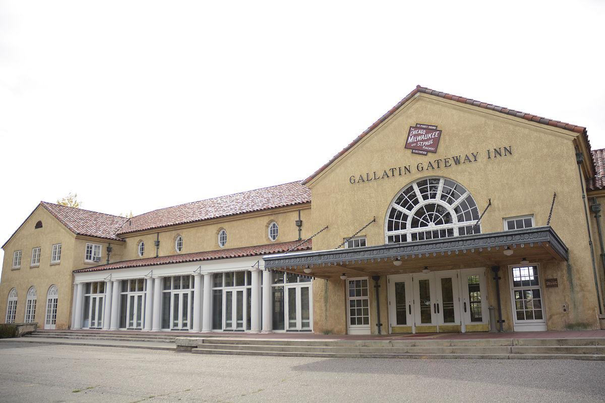 Gallatin Gateway Inn Wikipedia