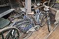 Gamle sykler på Eiktunet.JPG