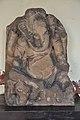 Ganesha - Late Mediaeval Period - Chhargaon - ACCN 14-495 - Government Museum - Mathura 2013-02-22 4727.JPG