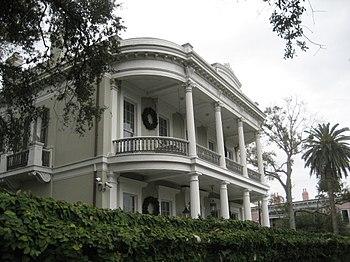Garden District, New Orleans