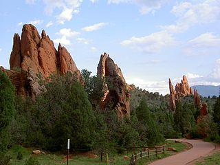 Parks in Colorado Springs, Colorado