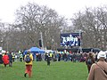 Gathering for a rally in Kennington Park - geograph.org.uk - 1039082.jpg