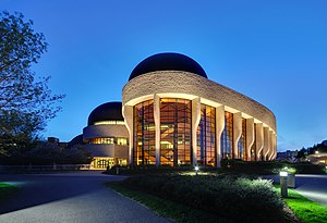 Česky: Kanadské muzeum civilizace v kanadské p...