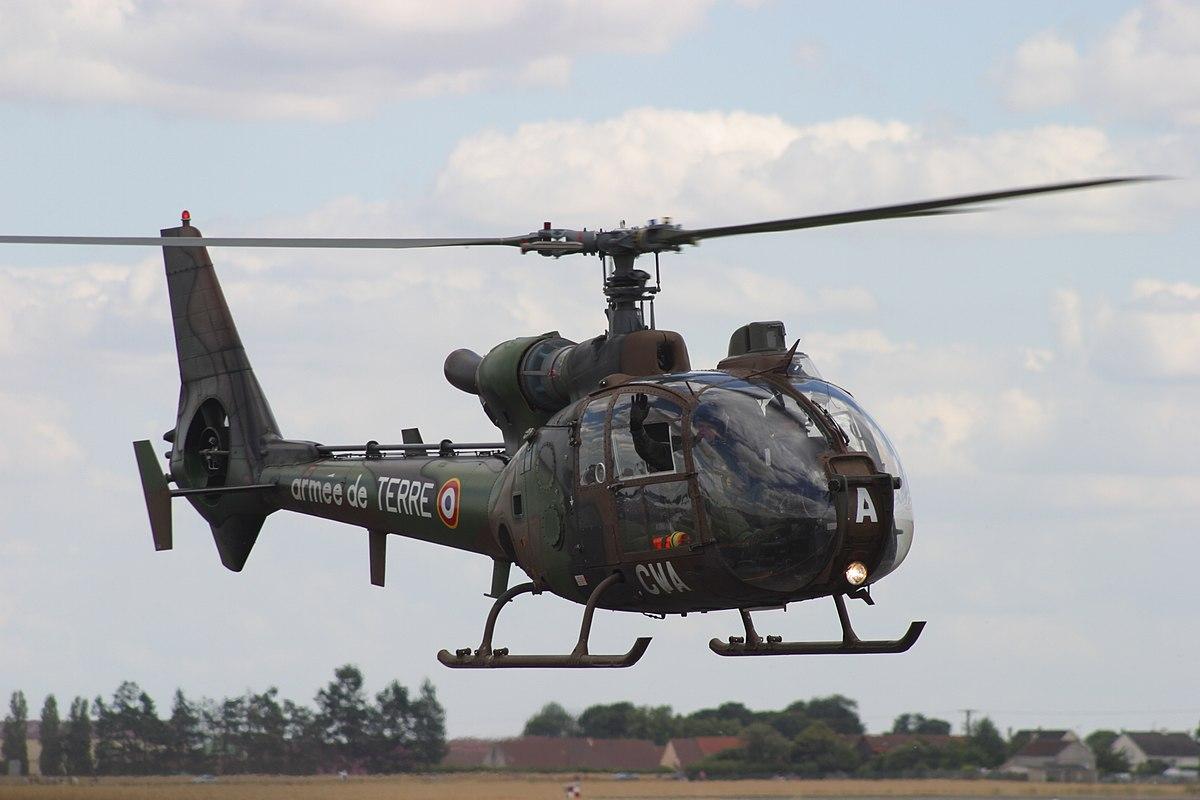 L Elicottero Posizione : Aérospatiale sa gazelle wikipedia