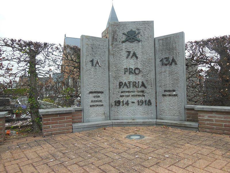 Monument ter ere van 1A, 7A en 13A