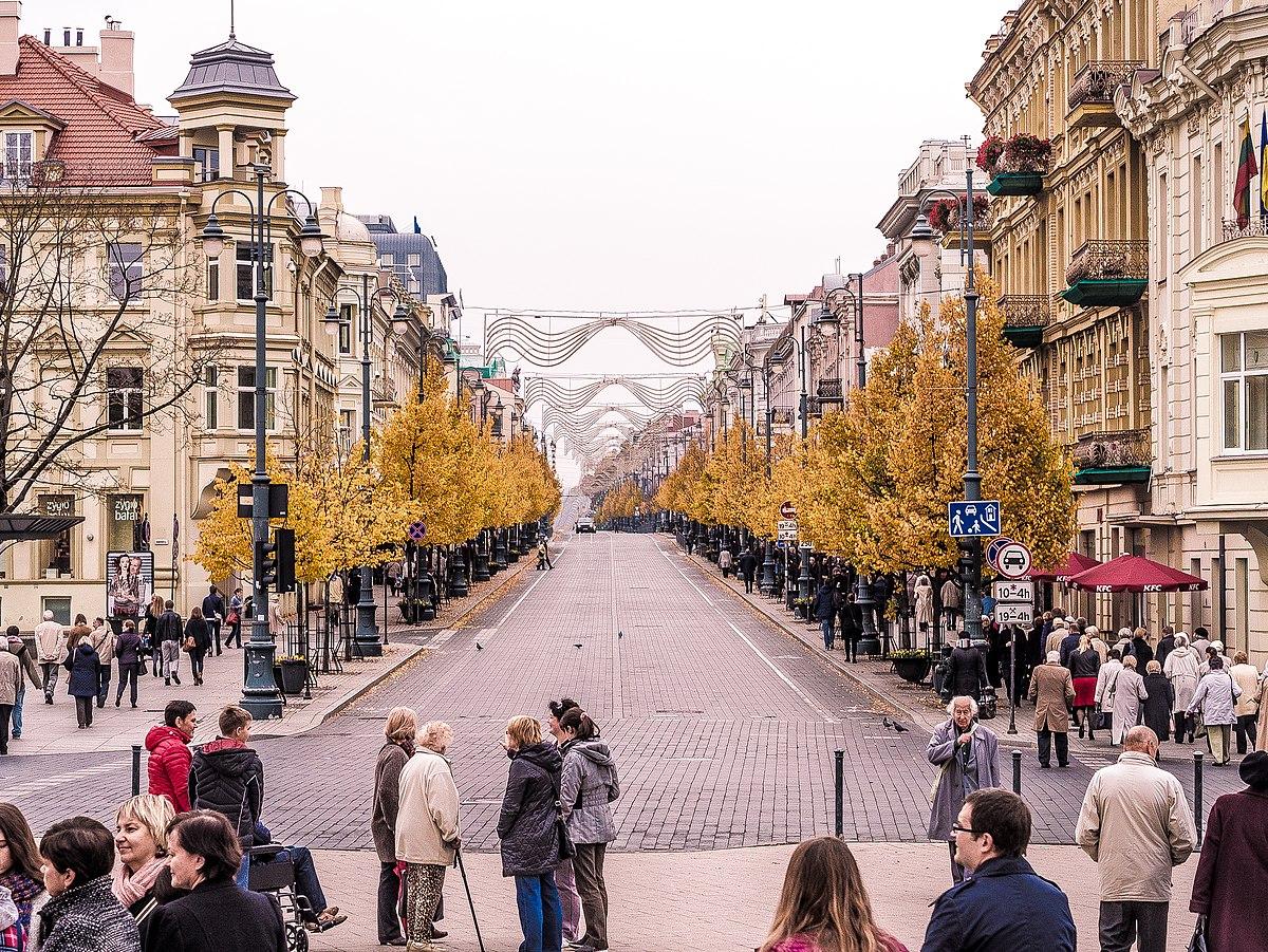 Economy Of Lithuania Wikipedia