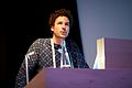 Geer Oskam (Europeana) at the GLAM WIKI UK 2013 Conference - Flickr - Sebastiaan ter Burg.jpg