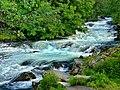 Geiranger - river of glacier - panoramio.jpg