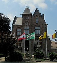Sint-Laureins town hall