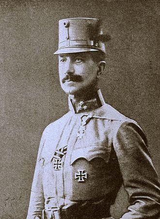 Eduard von Böhm-Ermolli - Generalfeldmarschall Eduard Freiherr von Böhm-Ermolli