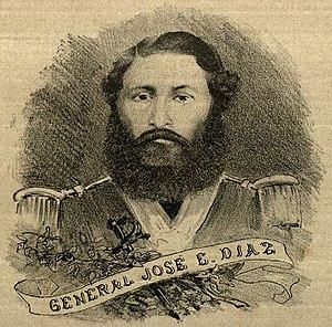 José E. Díaz - General José E. Díaz.