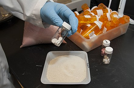 Generic Drug Research, From WikimediaPhotos