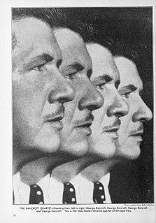 George Bancroft (actor) American actor