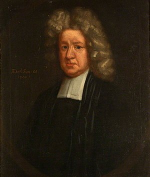 Bishop of St David's - Image: George Bull DD