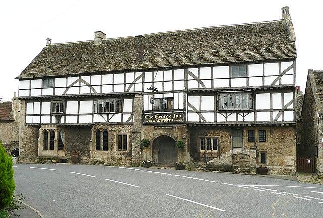 The George Inn, Norton St Philip
