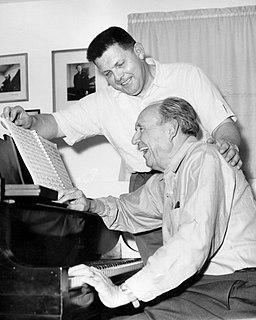 Roy Harris American composer