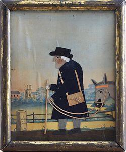 George Smart Old Bright, the Postman, 1 © Jonathan Christie-Tunbridge Wells Museum.jpg