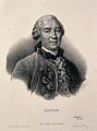 Georges Louis Leclerc, Comte de Buffon. Lithograph by Z. Bel Wellcome V0000882.jpg