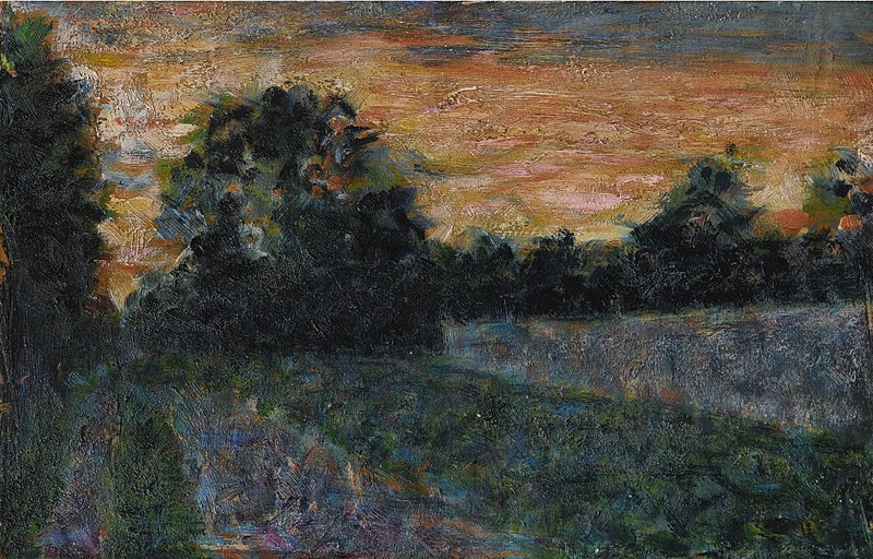 File:Georges Seurat - Couchant PC 20.jpg