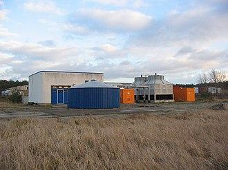 Renewable energy in Germany - Geothermal power plant