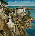 Gerard Byrne Sorrento Terrace Dalkey Ireland July 2014 oil on canvas.jpg