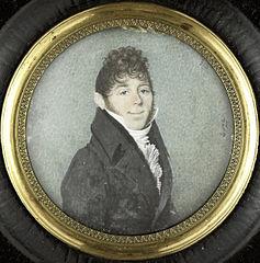 Gerrit Jan van Houten (né en 1774). Maire d'Amersfoort