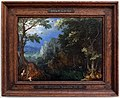 Gillis van coninxloo (III), paesaggio montano, 1600 ca.jpg